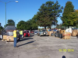 Electronics Recycling Event 2016
