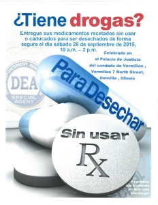 Spanish Safe Medication Disposal 092015